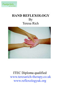 Hand Reflexology DVD Cover Picture