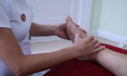 Itec fast track reflexology course